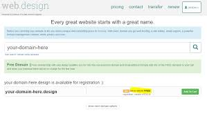 Design Domain Free Free Stuff Domain Design For Free 1 Year Steemit