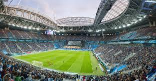St Petersburg Stadium Seating Chart Saint Petersburg Stadium Zenit Arena The Stadium Guide