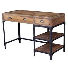 industrial office furniture. Rustic Industrial Office Desk Home Design Ideas Pertaining To Decorating Furniture T