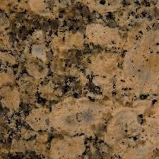 granite countertop sample in giallo fiorito