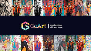 goart photo app turn your photos into amazing paintings