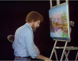 auer first discovered bob ross in 2016 after twitch played a marathon for the late painter s birthday quickly falling in love with the show auer got some
