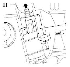 relay lever inner door actuation
