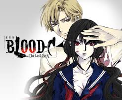 Image result for انیمه Blood-C