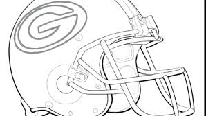 Green Bay Packer Coloring Pages 2339431