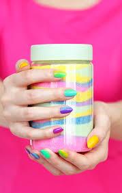 Rainbow Ombre Nail Art Tutorial | ::: multi ::: | Pinterest ...