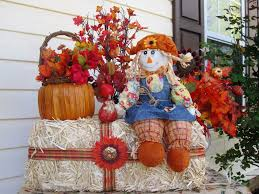 Outdoor Fall Decorations | Martha Stewart Fall Outdoor Decorations Ideas