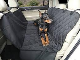 seat belts to backseat hammocks