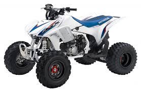 honda s new sport quads 2013 trx450r and trx 250x