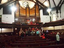 Fist baptist church of chicago