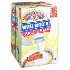 Outside the u.s., half and half might also refer to something that doesn't have anything to do with milk or cream. Land O Lakes Mini Moo S Half Half Single Serve Pods 192ct 54 Fl Oz Target