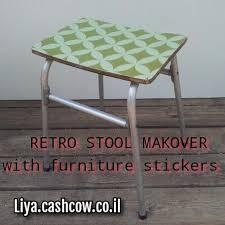 patterns furniture. Furniture Sticker Makeover #retro #design #patterns #furniture #diy Patterns N