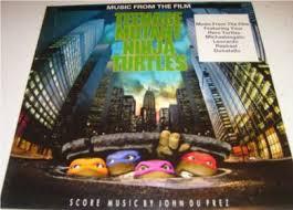soundtrack vinyl age mutant ninja turtles 12 vinyl