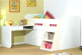 single loft beds bunk bed desks brilliant with to save kids room space king desk australia single loft beds