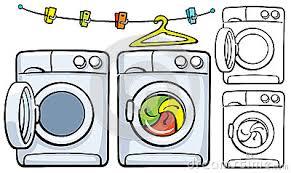 washing machine and dryer clipart. modren clothes dryer clipart washing machines and dryers drawing machine for i