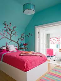 Girls Green And Pink Bedroom Ideas 2