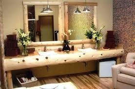 modern rustic bathroom design. Modern Rustic Bathroom Ideas  Design .