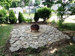 Outdoor Fire Pit Area Ideas U2013 JackiewalkermeBackyard Fire Pit Area