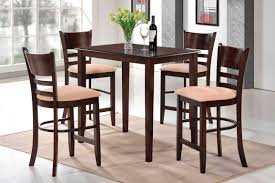 Kitchen Counter Table Design Picture Of Narrow Tall Kitchen Table With Stools