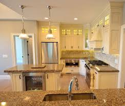 Granite Design Maumee Ohio Lake House Kitchen Designed By Wolff Bros Supply Inc Using