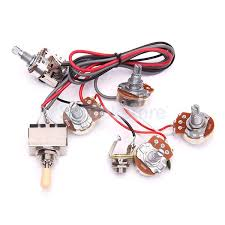 new 2014 brand new guitar wiring harness prewired 2v 2t for gibson humbucker wiring kit at Guitar Wiring Harness