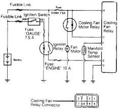 cooling fan relay wiring diagram cooling image pt cruiser cooling fan wiring diagram jodebal com on cooling fan relay wiring diagram
