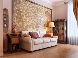 Interior Design Large Living Room Decor For A Large Wall