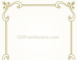frame design vector. Contemporary Design To Frame Design Vector