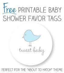 Free Printable Favor Tags Baby Shower Favor Tag Printables Cutestbabyshowers Com