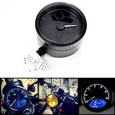 top 15 for best tachometer 12000rpm kmh mph lcd digital odometer speedometer tachometer f 2 4 cylinders motorcycle motorbike