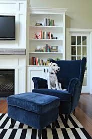 living room updates ikea stockholm rug decor and the dog black white navy barn beam full