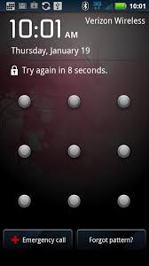 Pattern Password Disable Simple Disable The Android Lock Screen Password With VPN Enabled Stored