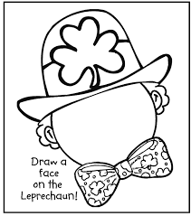 Small Picture St Patricks Day Coloring Pages Christmas 1 Inside Free Patrick S