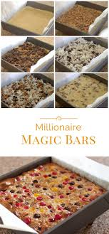 fall millionaire magic bars