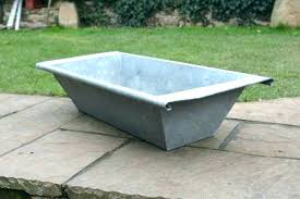 where to find galvanized tubs large galvanized tubs galvanized steel tub galvanized