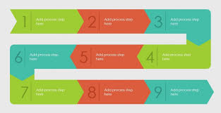 Free Infographic Arrow Diagram Powerpoint Template