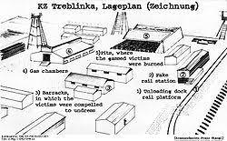 「1942年 - トレブリンカ強制収容所」の画像検索結果