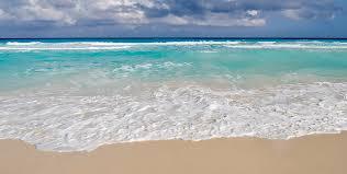 beach sea cancun sun