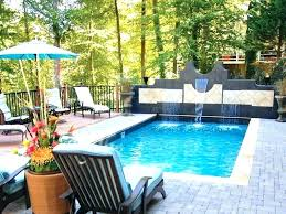 Rectangle above ground pool sizes Oval Pool Small Rectangular Dawncheninfo Small Rectangular Pools Above Ground Best Pool Size Sizes Kits Ideas