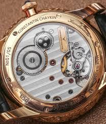 Knights Of Round Table Watch Konstantin Chaykin Carpe Diem Hour Glass Watch Hands On Ablogtowatch