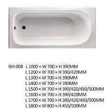 enamel steel bathtubs inspirational salzburg 100 180cm drop in bathtub enamel antique cast iron images of