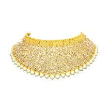 Gold Polki Necklace Designs Buy Latest Kundan Necklace Online Kalyan Jewellers