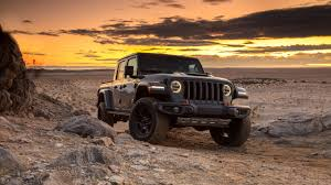 2020 Jeep Gladiator Mojave Wallpaper ...