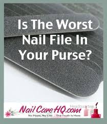 Nail Files Which Is The Best Nail File For You Bliss Kiss