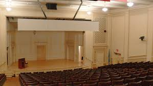 Coolidge Auditorium Seating Chart Washington Dc Performance Halls W Concerts Live Music