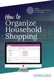 Shopping Spreadsheet Organize Your Household Shopping Airtable Template