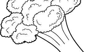 Vegetables And Fruits Coloring Pages Launching Free Printable