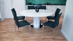 round white dining table and chairs uk delivery in round white dining table set