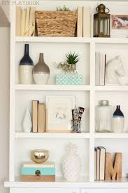 Best Decorative Shelves Ideas On Pinterest Wood Art Home