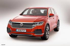 2018 volkswagen hybrid. fine volkswagen new vw touareg 2018 exclusive pics throughout volkswagen hybrid